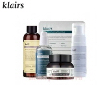 KLAIRS Fresh Set 4items [For Oily skin]